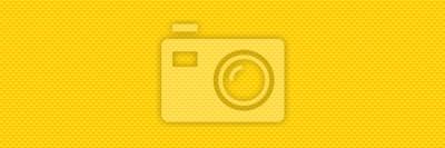Plakat Streszczenie żółtym tle pikseli ilustracji