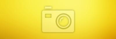 Plakat Streszczenie żółtym tle z gradientem, rozmycie tekstury z miejsca na kopię, plakat do projektowania ..