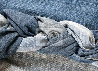 stylowy tkaniny teksturowanej tkaniny t? a tkaniny w szlafrok niebieskie d? insy ró? nych kolorach