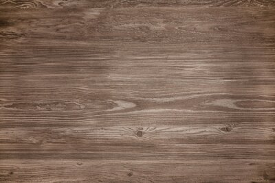 Plakat Surface of natural wood as background, top view