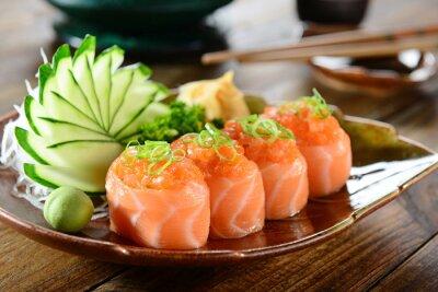 Plakat Sushi Joe
