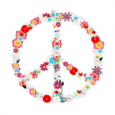 Plakat SYMBOL de la Paz
