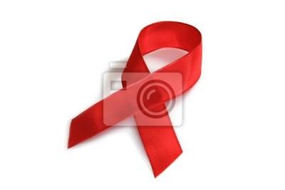 Symbol Na światowy Dzień Walki Z Aids Plakaty Redro