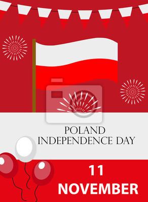 Szablony Polska Dzień Niepodległości Dla Twojego Projektu Broszura Plakaty Redro