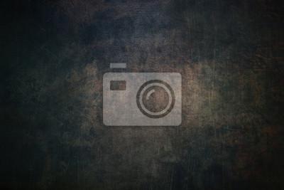 Plakat Szare tło grunge z zadrapania