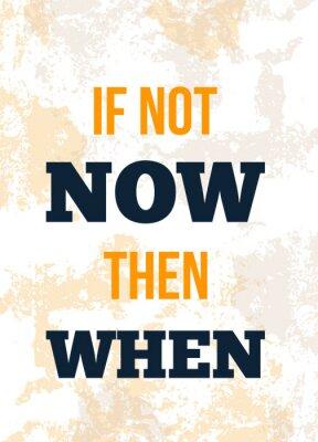 Plakat Szorstki motywacyjny projekt plakatu z typografii. Faza wektor na białym tle. Najlepsze do plakatów, projektowania kart, banerów mediów społecznościowych
