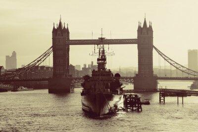 Plakat Tamiza Londyn