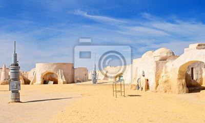 Plakat Tatooine, Mos Espa