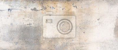 Plakat Tekstura betonowej ściany. mockup