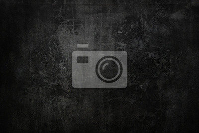 Plakat Teksturowane czarne tło grunge