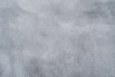 Plakat Texture of perfect gray concrete wall as an abstract background or wallpaper