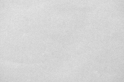 Plakat Textured white paper