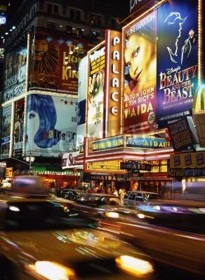 Plakat Times Square