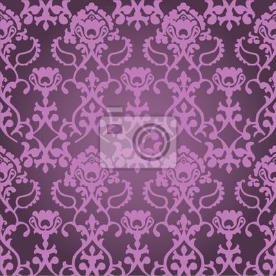 Tissus violet