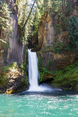 Plakat Toketee Falls, Oregon