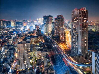 Plakat Tokio Japonia