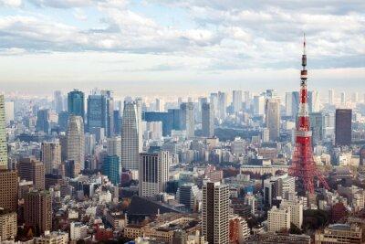 Plakat Tokyo Tower