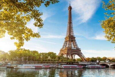 Plakat Tour Eiffel Paris France