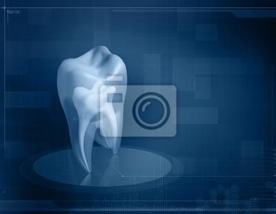 transparent tooth