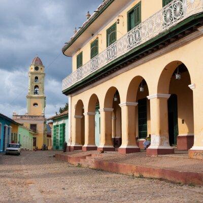 Plakat Trinidad, Kuba (2)