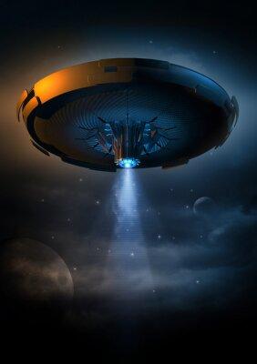 Plakat UFO