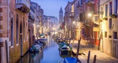 Plakat Venedig w Italien
