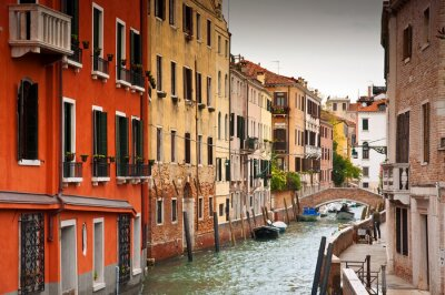 Plakat Venetian Scena