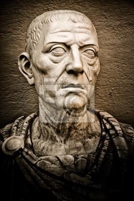 Plakat Vintage obraz Juliusza Cezara