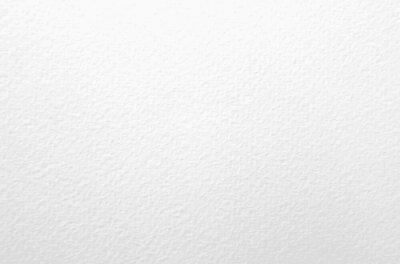 Plakat Watercolor paper texture. Vector white background