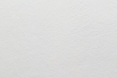 Plakat White painted wall texture or background