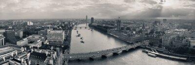 Plakat Widok z dachu Westminster