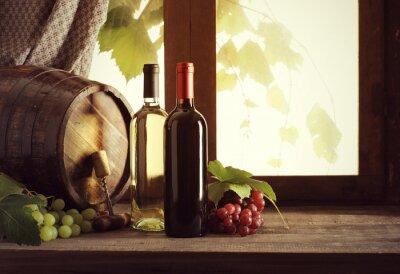 Plakat wino