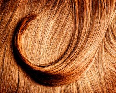 Plakat włosy
