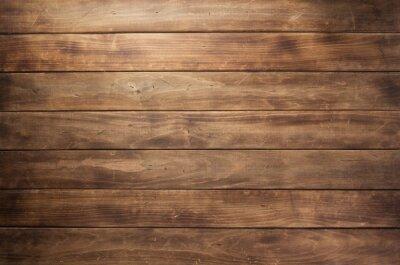 Plakat wooden background texture surface