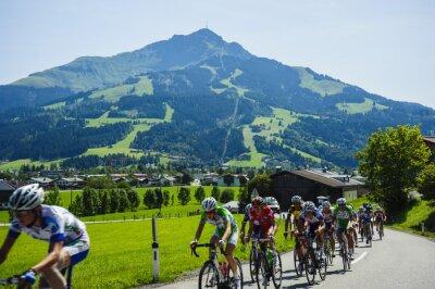 Plakat Wyścigi w Tyrolu