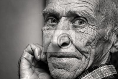 Plakat Wzrok starca