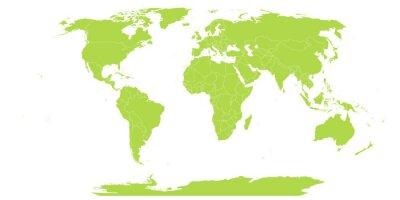 Plakat 世界 地 図 ア イ コ ン
