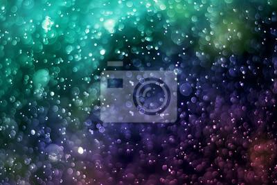 Plakat праздничный фон,  имитирующий космос и галактику