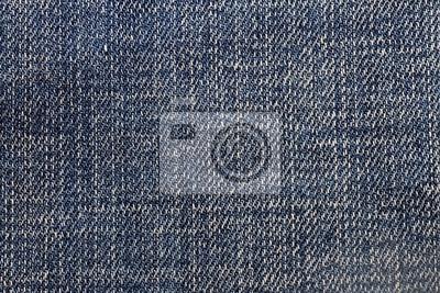 голубая потертая джинсовая  ткань