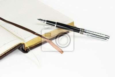Дневник и перо