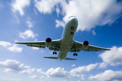 Plakat 旅客 機