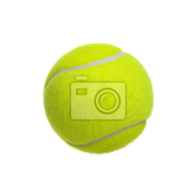 Plakat Сlose-up of tennis ball
