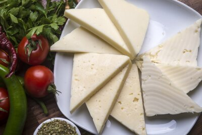 Plakat peynir tabağı