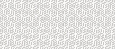 Plakat Traditional Japanese  background. Seamless pattern.Vector. 伝統的な和風パターン