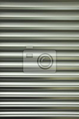 Plakat żaluzje aluminiowe
