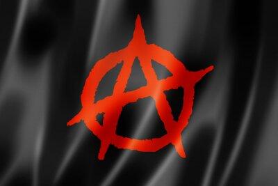 Plakat Zaznacz anarchia