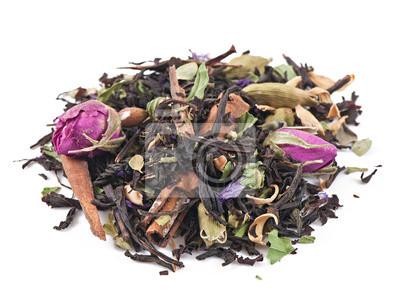 Zbieranie herbaty lecznicze