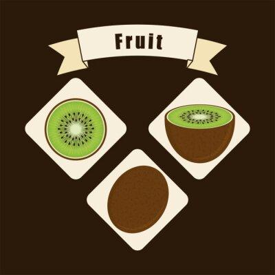 Plakat Zdrowa żywność projekt