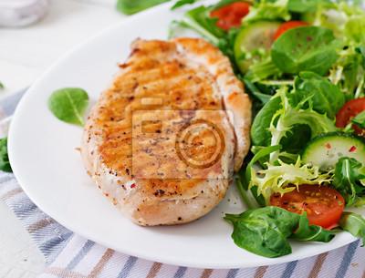 Zdrowe jedzenie.
