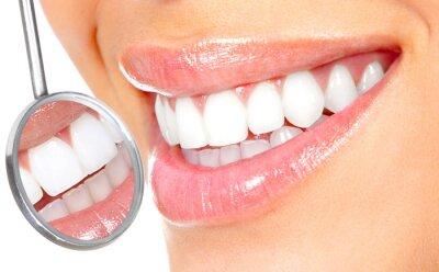 Plakat zęby